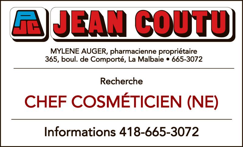 Logo de Pharmacie Jean Coutu