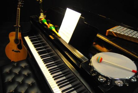 Reprise des cours à l'école de musique
