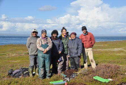 Fouilles archéologiques sur l'île Nue: L'étude des objets trouvés se poursuit