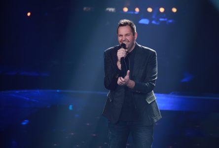 Le chanteur Éric Bernier atteint son but après 15 ans