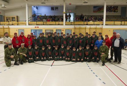 Deux nouvelles patrouilles de Rangers juniors en Basse-Côte-Nord
