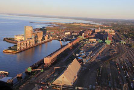 Le BAPE tiendra une séance d'information pour le dragage aux installations portuaires d'ArcelorMittal