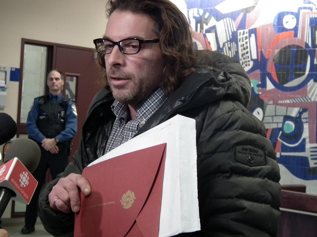 Marc Fafard reconnu coupable d'avoir prétendu être ingénieur