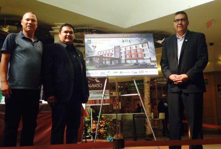 L'Immobilière Montagnaise confirme la construction d'un hôtel à Uashat