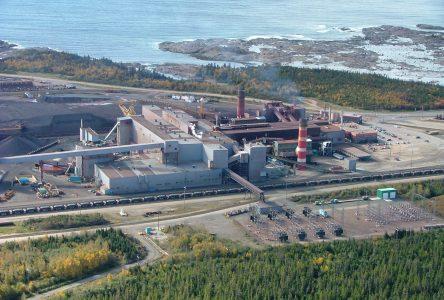 Port-Cartier: début d'incendie maîtrisé à l'usine de bouletage d'ArcelorMittal