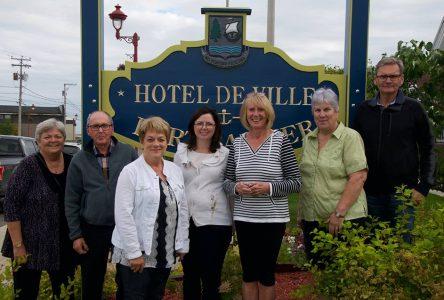 Course à la mairie: Violaine Doyle veut des réservoirs de gaz naturel à Port-Cartier