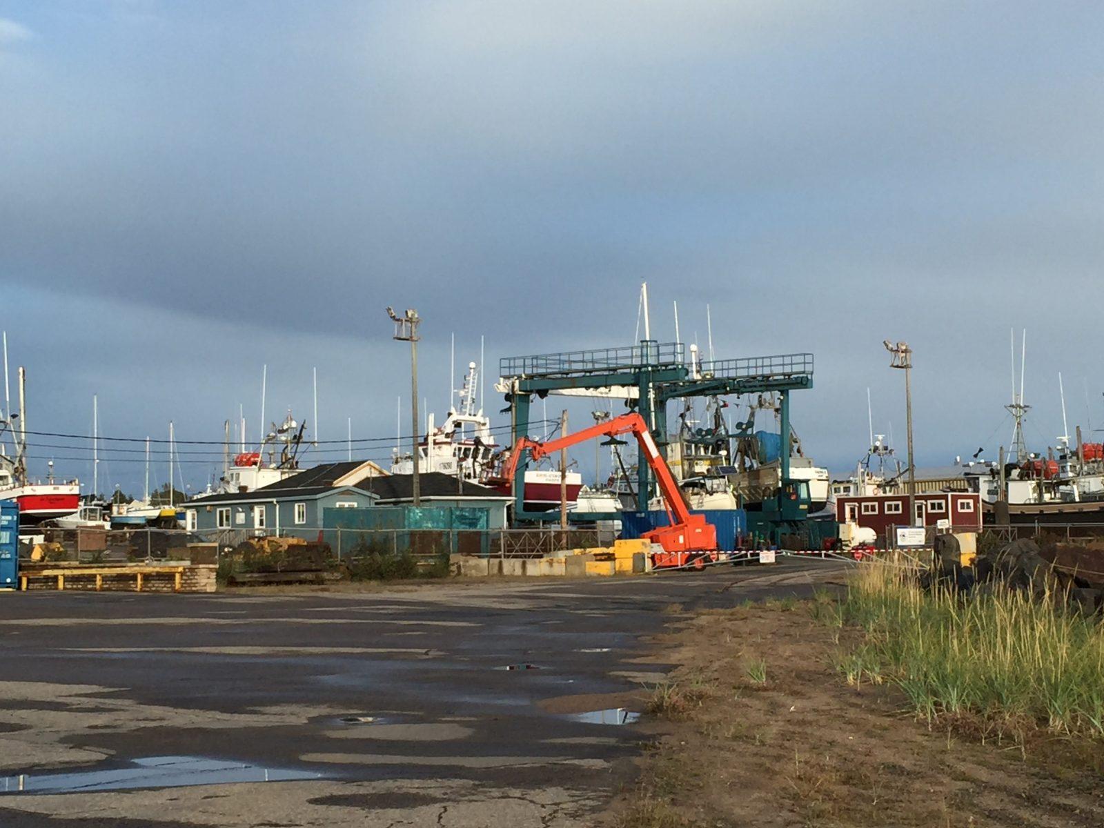 370 000$ pour des travaux correctifs au quai éperon