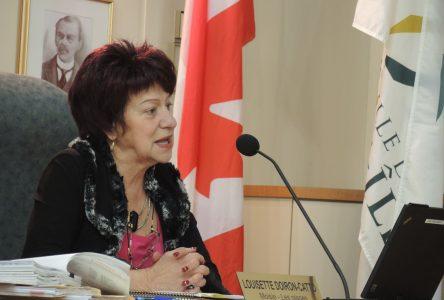 Vieux-Quai en fête: Louisette Catto démissionne du c.a.