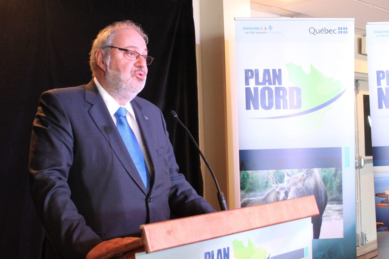 Entrevue avec Pierre Arcand: «On va continuer d'appuyer le gaz naturel»