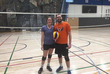Volleyball:Une cinquantaine d'équipes pour la relève