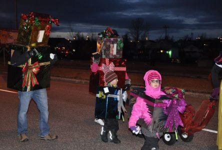 Le Père Noël revient à Port-Cartier