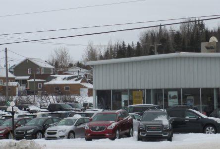 Pascal Automobiles met fin à ses activités à Port-Cartier