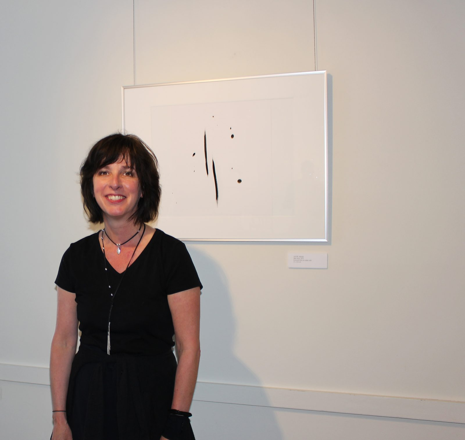 Nathalie Lavoie: Une représentation abstraite du monde