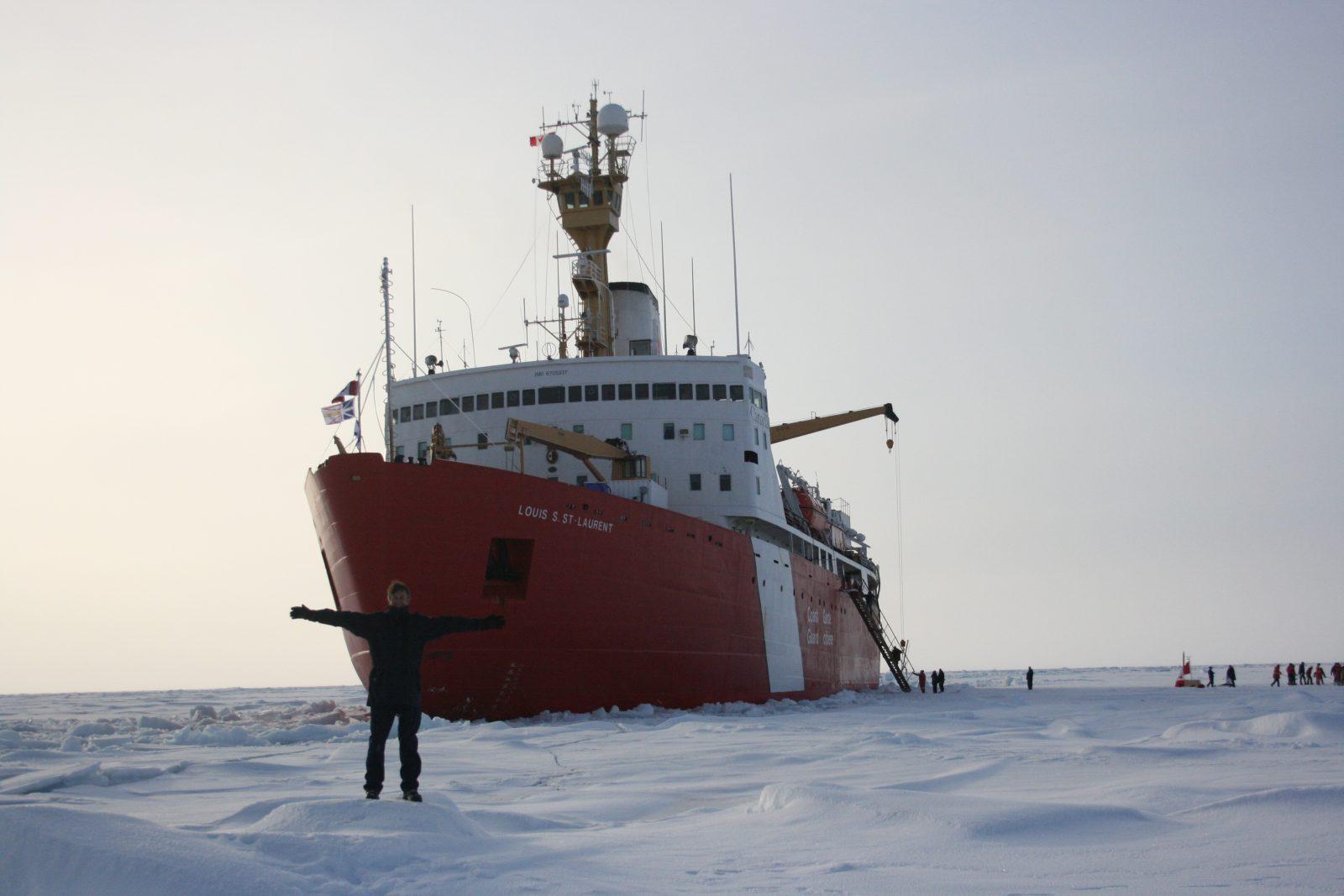 Un Nord-Côtier se rendra au Pôle Nord