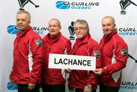 Équipe Lachance devra se reprendre!