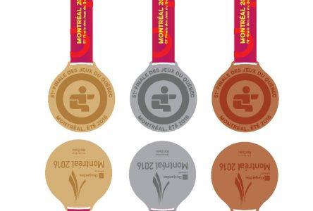 La Côte-Nord ne s'avance pas sur un nombre de médailles!