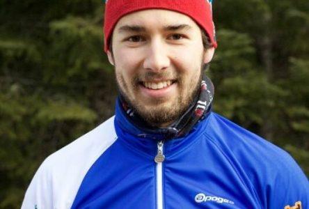 Ski de fond:Antoine Briand amorce sa saison de belle façon