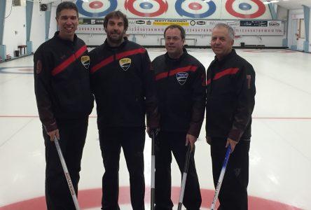 Équipe Laflamme représentera Sept-Îles au Championnat provincial senior de curling