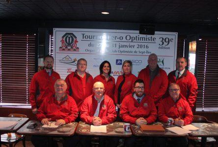 La table est mise pour la 39e édition du Tournoi Fer-O Optimiste