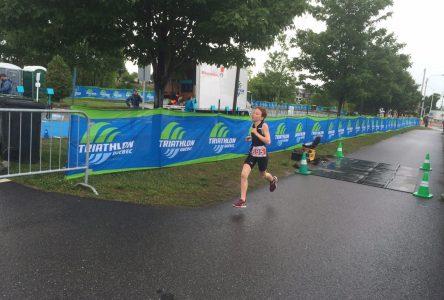 Quatre Portcartois s'imposent à la Coupe du Québec de triathlon de Victoriaville