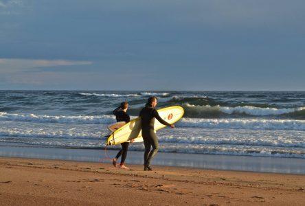 Sept-Îles, un trésor pour le surf!