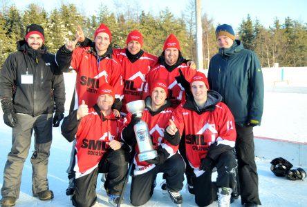 Un plaisir renouvelé au grand air à la Classique Oxygène – Hockey Experts!