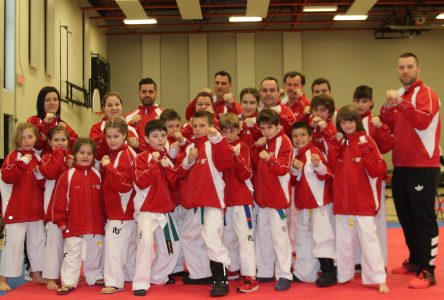 Les Septiliens récoltent 22 médailles à la Coupe du Québec de taekwon-do ITF
