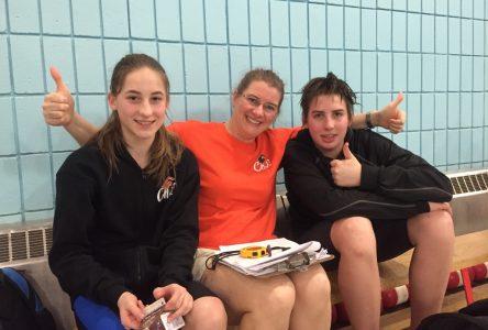 Championnat provincial : Les nageurs de Port-Cartier et Sept-Îles se gâtent
