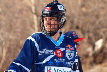 Red Bull Crashed Ice : La passion toujours présente pour le vétéran Simon Gagnon