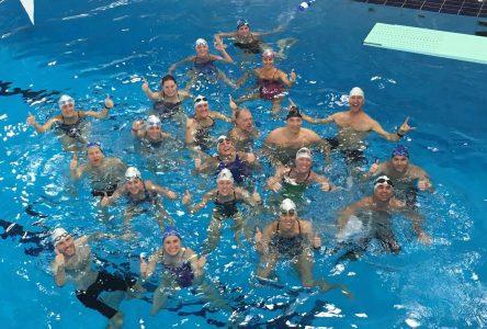 Les maîtres-nageurs de Sept-Îles pensent à Budapest!