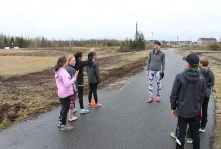 Les jeunes du CNSI se mettent en mode «triathlon»