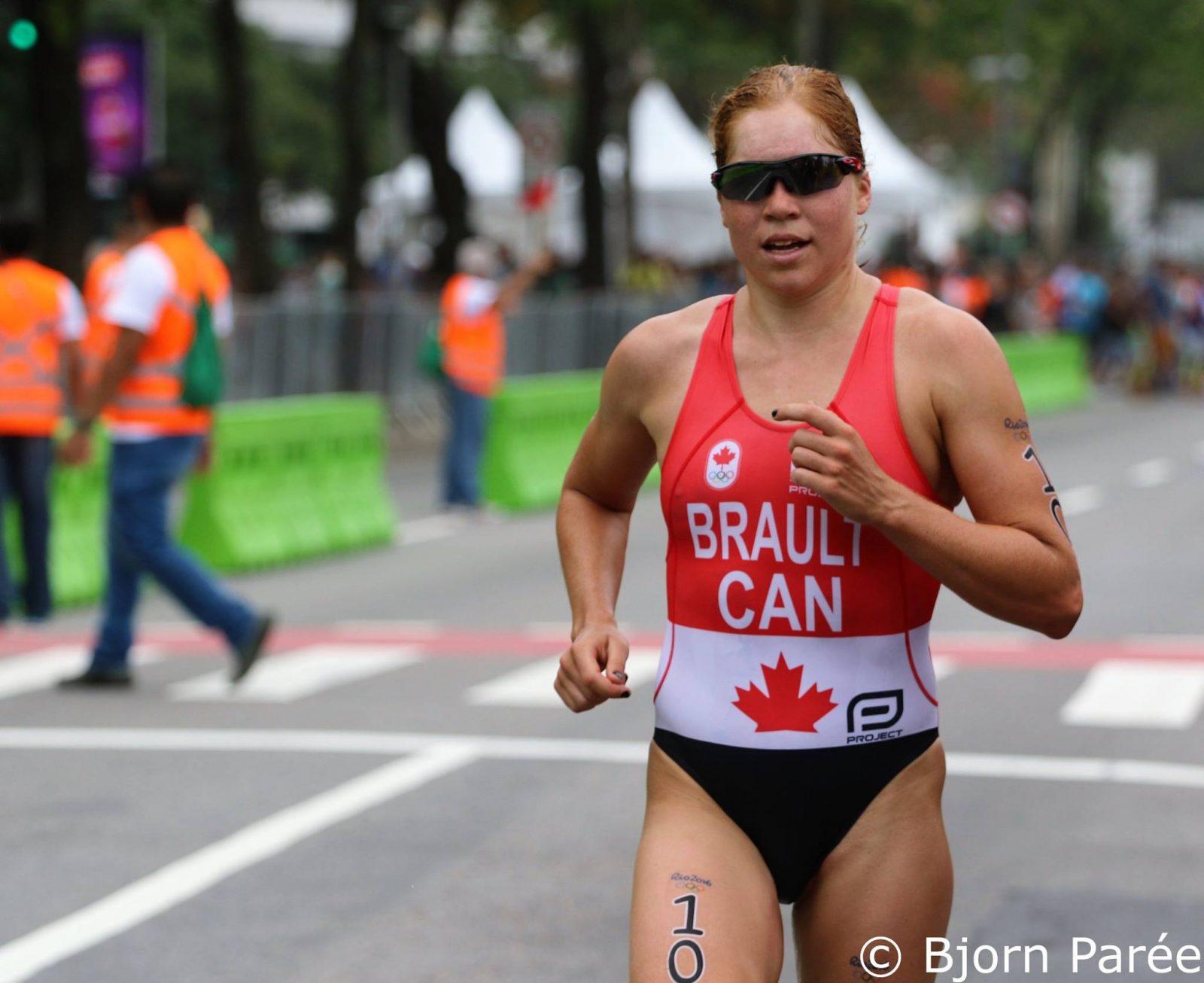 La présidente d'honneur du Triathlon de Port-Cartier compte profiter de sa présence