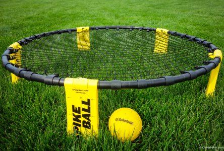 Une ligue de spikeball voit le jour à Port-Cartier