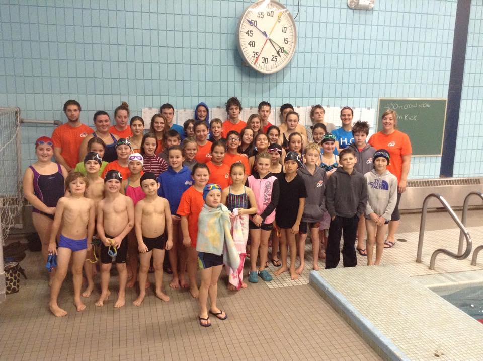 Des nageurs septiliens et portcartois réalisent de nouveaux standards