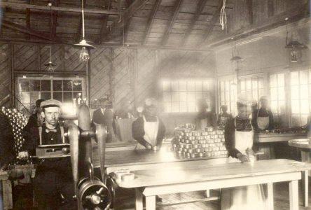 Regards sur les industries du passé au Musée régional