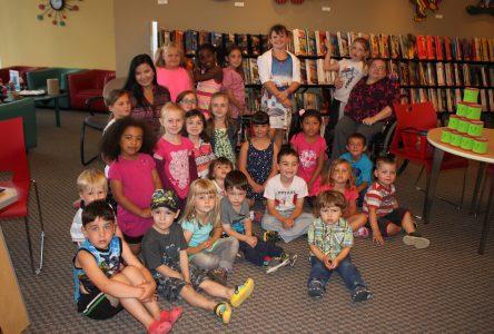 Club de lecture d'été TD: Un franc succès