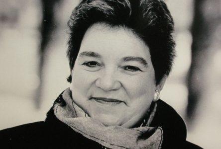 Monique Durand se mérite le prix de l'Oeuvre de l'année sur la Côte-Nord