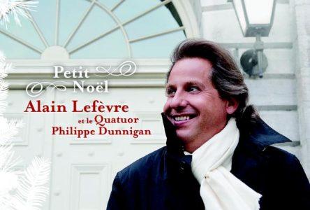 Richard Savignac signe les arrangements du nouvel album d'Alain Lefèvre