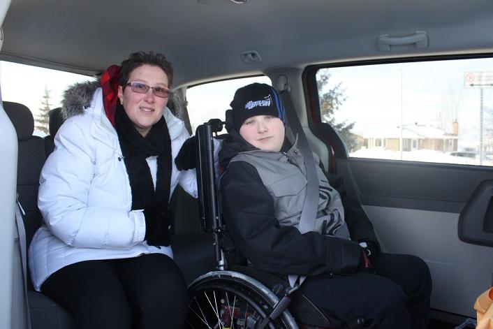 Martine-France Losier: Une mère à bout de souffle