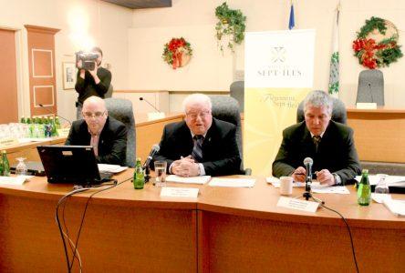 Budget 2012: Sept-Îles mise sur la croissance économique