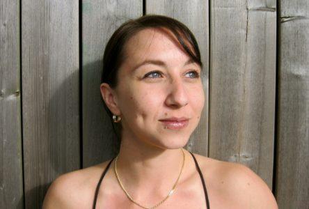 Glace, crevasse et dérive:Une expérience mémorable pour Karine Gagné