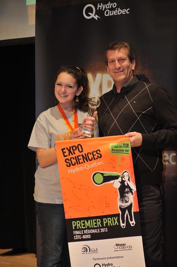 Expo-sciences couronne ses lauréats