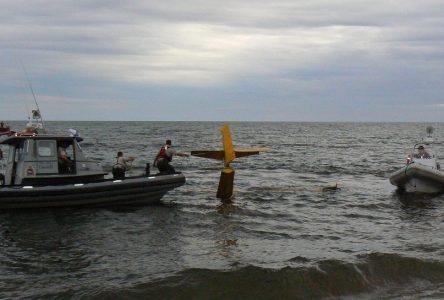 Écrasement d'un avion près de Sept-Îles