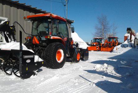 Port-Cartier soufflera la neige sur les terrains cet hiver