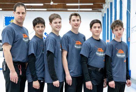 La Côte-Nord s'offre une place en finale au curling masculin