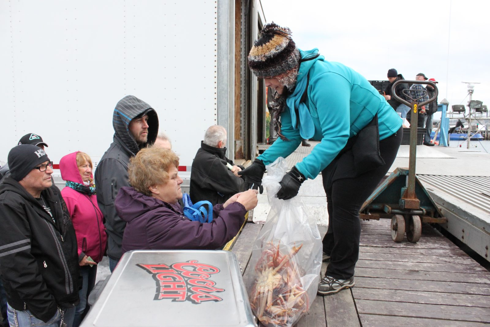Litige sur le prix de vente : Gain pour les pêcheurs de crabe