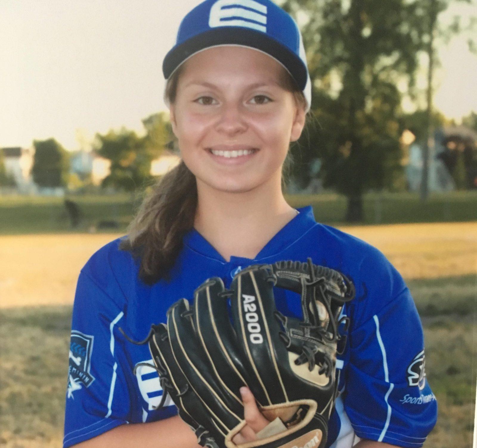 Audrey-Anne Vachon vise Équipe Québec U16