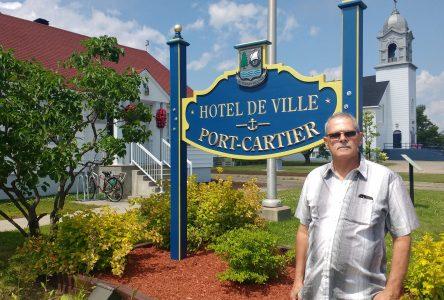 Port-Cartier: le conseiller Alain Thibault candidat à la mairie