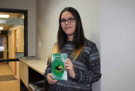 Littérature jeunesse:Alyssa Jérôme publie son deuxième roman
