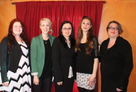 Ambition Sept-Îles : Cinq femmes mettent leur force au service de la communauté